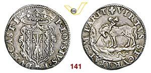 CASTRO  PIER LUIGI FARNESE  (1545-1547)  ...