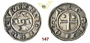 CREMONA  COMUNE  (1155-1330)  Grosso da 6 ...
