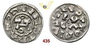 LUCCA  OTTONE II  (0973-983)  Denaro.  D/ ...
