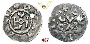 LUCCA  UGO II e GIUDITTA  (0990-1002)  ...