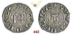 LUCCA  REPUBBLICA  (1209-1316)  Grosso da 12 ...