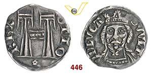 LUCCA  REPUBBLICA  (1209-1316)  Grosso ...