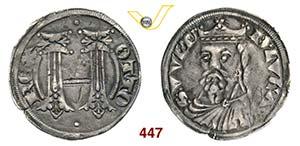 LUCCA  REPUBBLICA  (1209-1316)  Grosso da 2 ...
