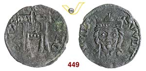 LUCCA  REPUBBLICA  (1209-1316)  Denaro ...