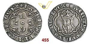 LUCCA  REPUBBLICA  (1369-1799)  Grosso da 8 ...
