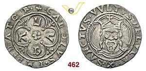 LUCCA  REPUBBLICA  (1369-1799)  Grosso da 3 ...
