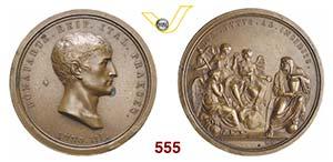 NAPOLEONE I, Console  (1799-1804)  Med. A. ...