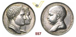 NAPOLEONE I  (1804-1814)  Medaglia 1811 per ...