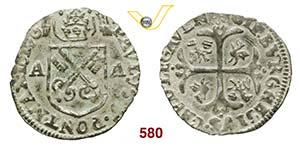 PAOLO V  (1605-1621)  Dozzina o Dozzeno ...