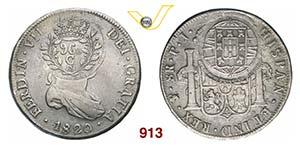 BRASILE  CUIABA    960 Reis contromarcato su ...