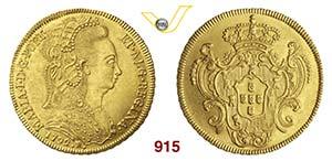 BRASILE  MARIA  (1786-1799)  Peca (6400 ...