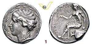 BRUTTIUM - Terina    (440-425 a.C.)  ...