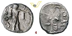 LUCANIA - POSEIDONIA    (500-470 a.C.)  ...