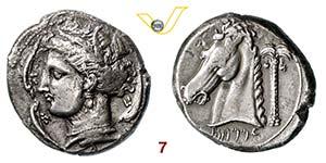 SICULO-PUNICHE    (320-300 a.C.)  ...