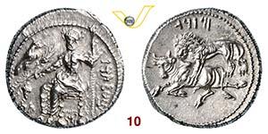 CILICIA - TARSOS  MAZAIOS  (361-334 a.C.)  ...