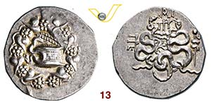 MISIA - PERGAMO    (123-100 a.C.)  ...