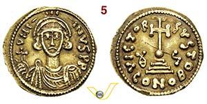 BENEVENTO - GISULFO II, Duca  (742-751)  ...