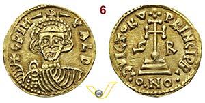 BENEVENTO - GRIMOALDO, Principe  (792-806)  ...