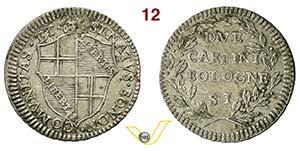 BOLOGNA - GOVERNO POPOLARE  (1796-1797)  2 ...