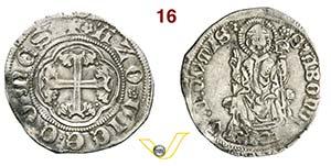 COMO - AZZONE VISCONTI  (1335-1339)  Mezzo ...