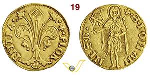 FIRENZE - REPUBBLICA  (1189-1532)  Fiorino ...