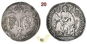 FIRENZE - REPUBBLICA  (1189-1532)  Quinto di ...
