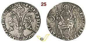 FIRENZE - REPUBBLICA  (1189-1532)  Grosso ...
