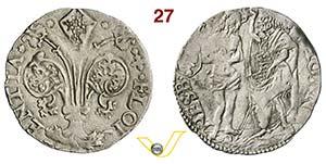 FIRENZE - REPUBBLICA  (1189-1532)  Barile da ...