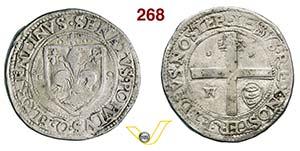 ITALIA - REPUBBLICA  (1189-1532)  Mezzo ...