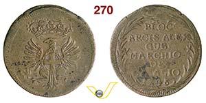 ITALIA - CARLO EMANUELE III  (1730-1773)  10 ...