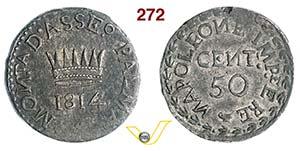 ITALIA - NAPOLEONE I  (1804-1814)  50 ...