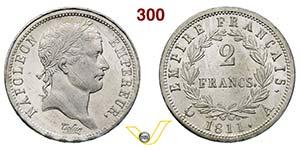 NAPOLEONE I, Imperatore  (1804-1814)  2 ...