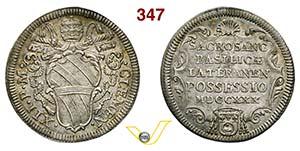 CLEMENTE XII  (1730-1740)  Giulio 1730 per ...