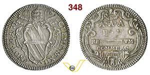 CLEMENTE XII  (1730-1740)  Giulio A. VI, ...