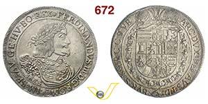 AUSTRIA  FERDINANDO III  (1637-1657)  ...