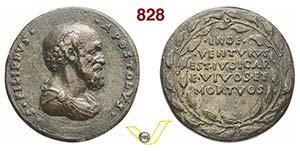 SAN FILIPPO, Apostolo  (1575)  Medaglia ...