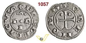 CREMONA  COMUNE  (1155-1330)  Inforziato.  ...