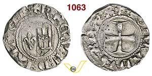 GENOVA  CARLO VI  (1396-1409)  Petachina.  ...