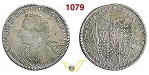 MODENA  ERCOLE III DESTE  (1780-1796)  ...