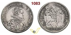PIACENZA - ODOARDO FARNESE  (1622-1646)  ...