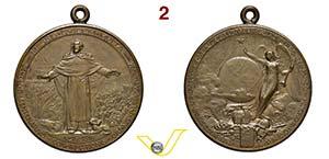 ONORIO III  1216/1227  POSTUMA 1916  per il ...