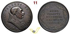 PAOLO II   1464/1471  1470 ANNO VII RICONIO ...