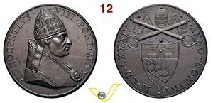 INNOCENZO VIII  1484/1492  1484 ANNO I  ...