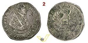CASALE - VINCENZO I GONZAGA  (1587-1612)  ...