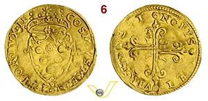 FIRENZE - COSIMO I DE MEDICI  (1536-1555)  ...