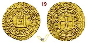 GENOVA - FILIPPO MARIA VISCONTI  (1421-1435) ...