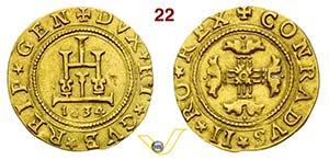 GENOVA - DOGI BIENNALI, II fase  (1541-1637) ...