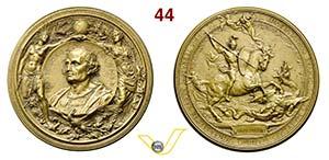 GENOVA -   (1922)  Medaglia 1922 a ricordo ...