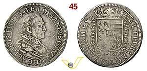 GUASTALLA - FERRANTE II GONZAGA  (1575-1630) ...
