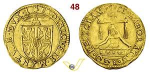 MANTOVA - FEDERICO II GONZAGA  (1519-1540)  ...